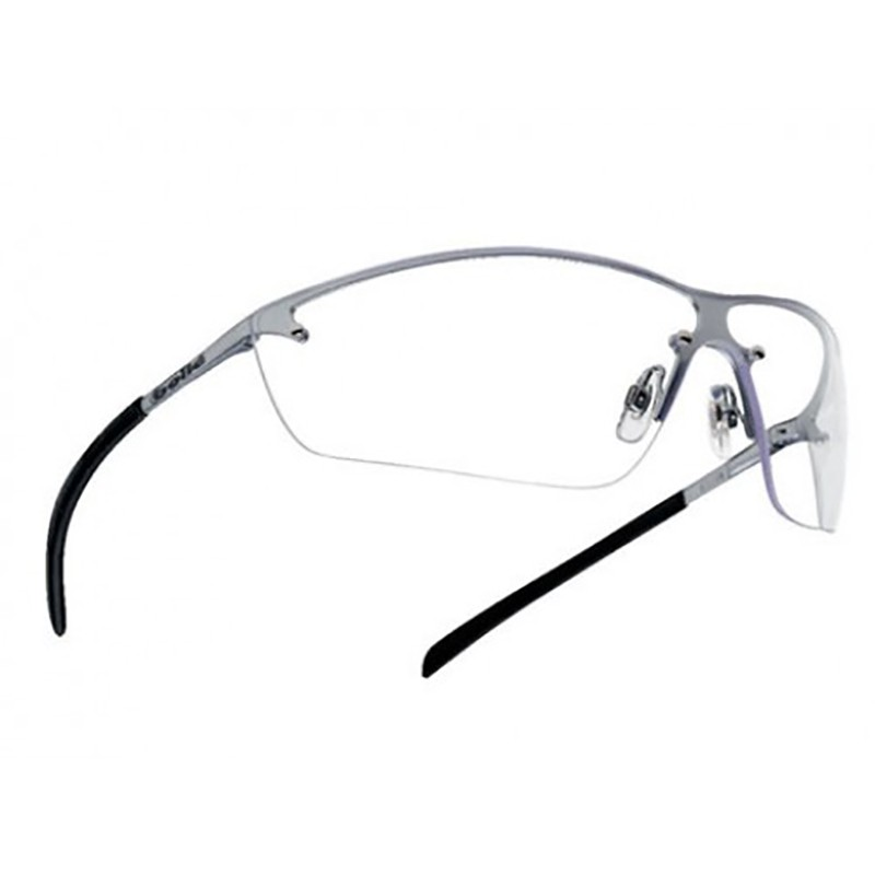 2d1e4acb49c1b1 Lunette de protection BOLLE Silium incolore SILPS - Protection des ...